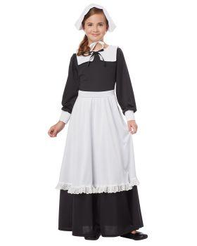 California Costumes 00425 Pilgrim Girl Child Costume