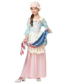 California Costumes 00431 Colonial Lady Betsy Ross Martha Washington Cos ...