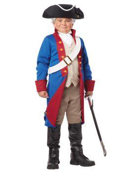 California Costumes 00433 American Patriot Child Costume
