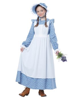 California Costumes 00480 Pioneer Girl Child Costume