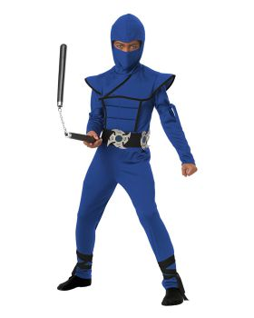 California Costumes 00505 Stealth Ninja Polyester Toddler Costume