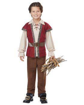 California Costumes 00589 Child Renaissance Boy Costume