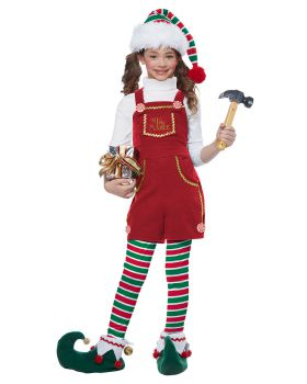California Costumes 00611 Toymaker Elf