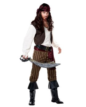 California Costumes 00827 Adult Rogue Pirate Adult Costume