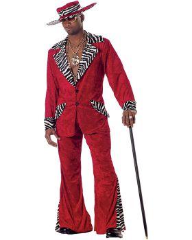 California Costumes 00839 Polyester Pimp Costume