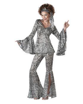 California Costumes 01113 Foxy Polyester Lady Set Costume