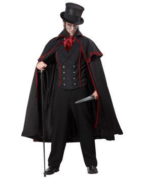 California Costumes 01132 Jack The Ripper Set
