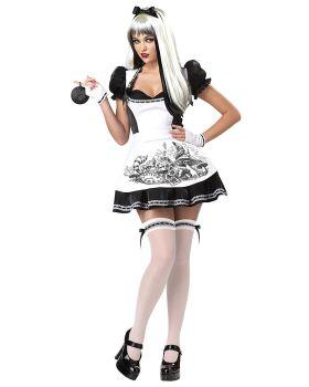 California Costumes 01134 Adult Dark Alice
