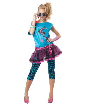 California Costumes 01166 Valley Girl Adult