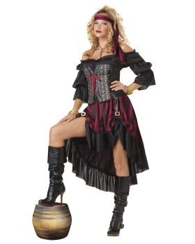 California Costumes 01187 Adult Pirate Wench