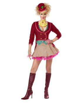 California Costumes 01269 The Mad Hatter Adult