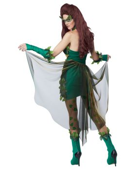California Costumes 01289 Eye Candy Lethal Beauty Adult Costume