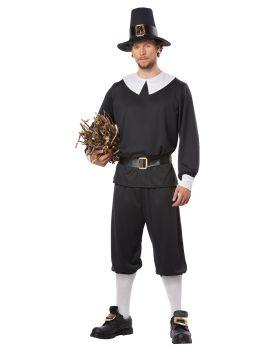 California Costumes 01312 Pilgrim Man Adult Costume
