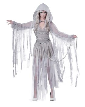 California Costumes 01327 Adult Haunting Beauty