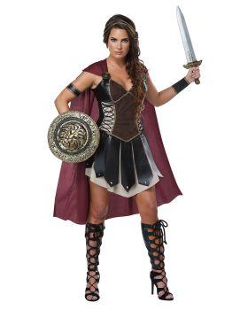 California Costumes 01433 Glorious Gladiator Adult Woman Costume