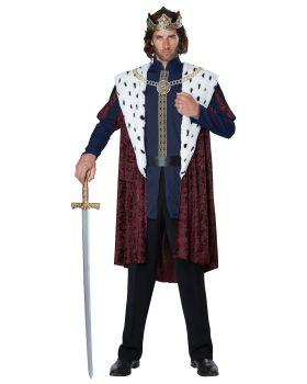 California Costumes 01459 Royal Storybook King Adult Man Costume