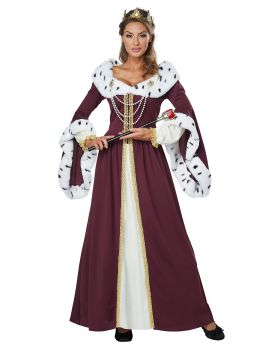 California Costumes 01460 Royal Storybook Queen Adult Woman Costume