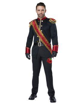 California Costumes 01465 Dark Prince/Adult