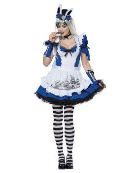 California Costumes 01472 Mad Alice Adult Woman Costume