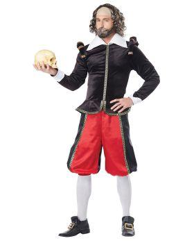 California Costumes 01546 William Shakespeare Costume