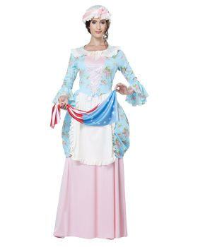California Costumes 01566 Colonial Lady Costume