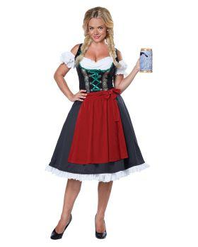 California Costumes 01572 Oktoberfest Fraulein Costume