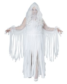 California Costumes 01756 Plus Size Ghostly Spirit Costume