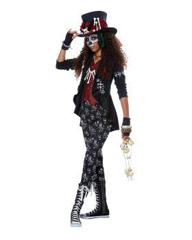 California Costumes 04096 Hex Voodoo Charm Girls Costume