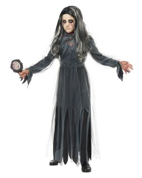 California Costumes 04098 Curse Bloody Mary Girls Costume