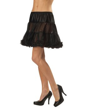 California Costumes 60061-60394 Ruffled Pettiskirt