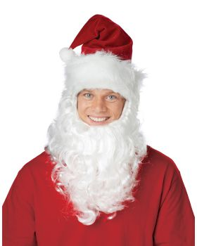California Costumes 60660 Santa Claus Getup
