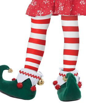 California Costumes 60728 Child Elf Detachable Bells and Grip Foam Shoes