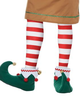 California Costumes 60729 Adult Elf Shoes