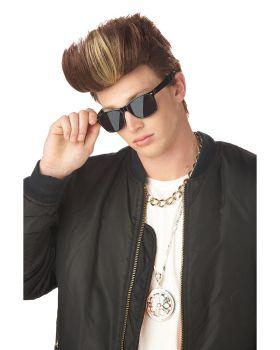 California Costumes 70600 Mc Poser Wig