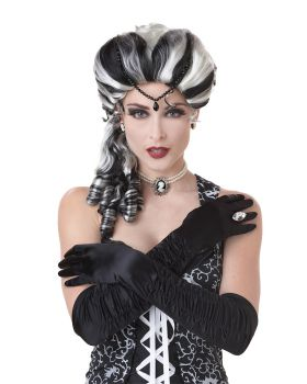 California Costumes 70678 Victorian With Side Curls Wig