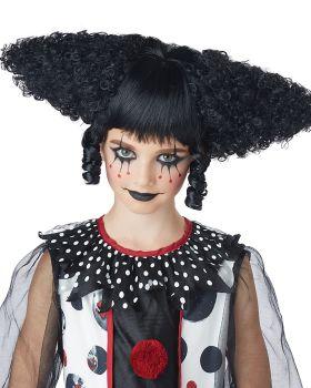 California Costumes 70932-70933 Creepy Clown Wig