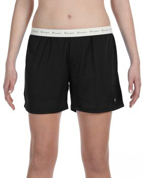 Champion 3393 Women's Active Mesh Shorts
