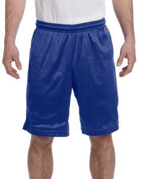 Champion 8731 Adult Polyester 2.1 oz Mesh Short