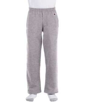 Champion P890 Champion Youth Double Dry Action Fleece Open Bottom Pant