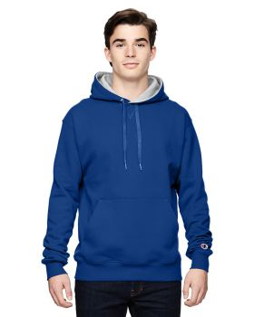 Champion S1781 Men For Team 365 Cotton Max Pullover Hood
