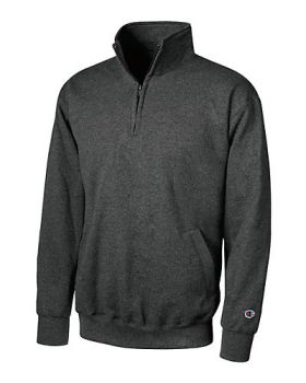 Champion S400 Adult Double Dry Eco Quarter-Zip Pullover