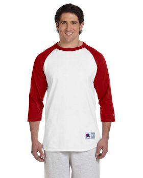 Champion T1397 Adult Raglan 5.2 oz T-Shirt