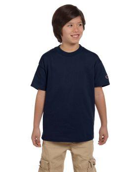 Champion T435 Youth Tagless T Shirt