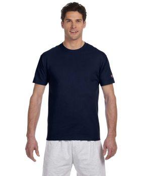 Champion T525C Men's Cotton Tagless Short Sleeve T-Shirt