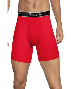Champion TPRB Men's Tech Performance Boxer Briefs 2 Pack