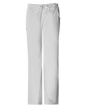 Cherokee 1066 Low Rise Straight Leg Drawstring Pant