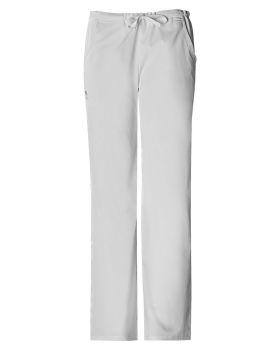 Cherokee 1066P Low Rise Straight Leg Drawstring Pant