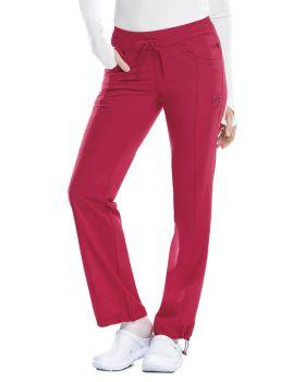 Cherokee 1123A Low Rise Straight Leg Drawstring Pant