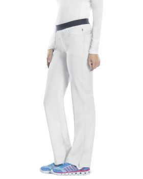 Cherokee 1124AT Low Rise Slim Pull-On Pant