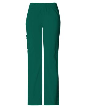 Cherokee 2085P Mid Rise Knit Waist Pull-On Pant